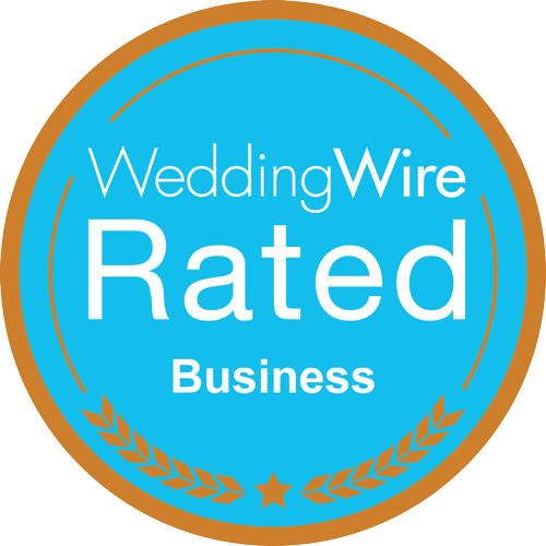 WeddingWire-Rated-Bronze-Business