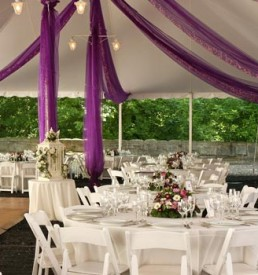 Tents, Decor, & Furniture