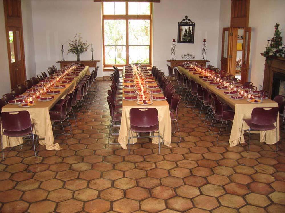 Main Facility Table Setup