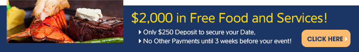 $2,000 in Free Food and Services!